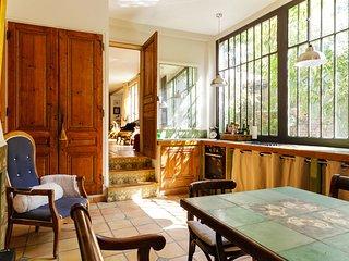 Maison 5 chambres avec jardin