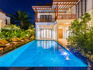 4 Bedroom Villa Palavee (3-bedroom units available, please ask)