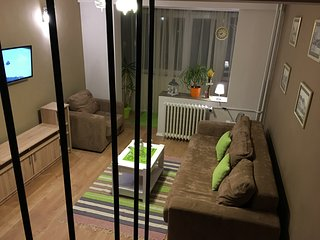 Bradiri House***- Modern apartment in downtown, Sfantu Gheorghe