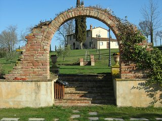 Tuscany Home at Acacie for 2 to 4, Pietraia