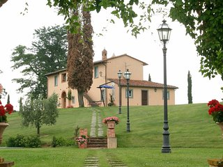 Tuscany Home at Cipresso for 4 to 6, Pietraia