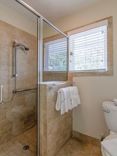 Master bath shower!
