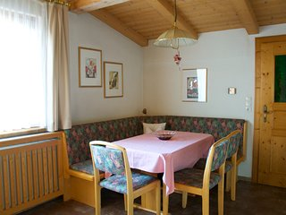 Apartmenthaus Edelberg - Apartment Alpenrose