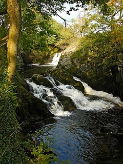 Famous Ingleton Waterfalls Walk
