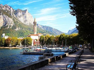 Lecco lake Como apartment  with one bedroom