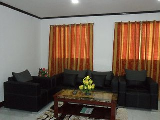 Fully Furnished Home Near Seven Seas Water Park With Fast Wifi PLDT Internet