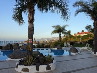 Nice apartment with pool in Residential complex, Puerto de la Cruz