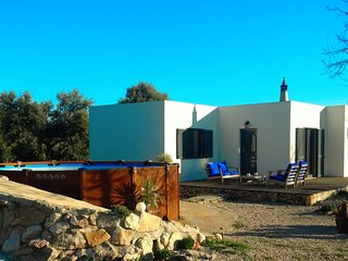 Casa da Laranja  a vacation home in a green valley, 10 minutes from the beach.