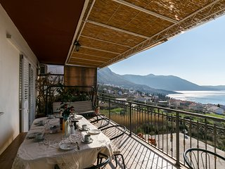 Apartment Bozena - Two Bedroom Apartment with Balcony and Sea View