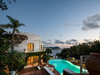 Torre dell'Aquila Ischia: Quite Simply The Finest Villa On The Island, Forio
