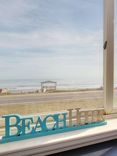 Beach House says it all about this gorgeous home on A1A in Flagler Beach, Fl