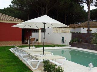 Schitterende casa vlakbij het strand met prive zwembad.