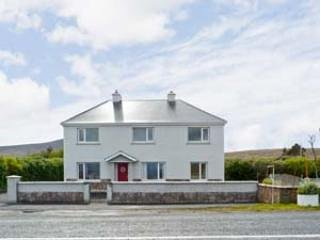 This beautiful newly renovated house is situated on the main road  in the centre of Achill Island.