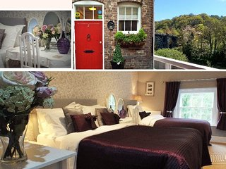 Ironbridge View Townhouse, Luxury with fantastic view of the Iron Bridge