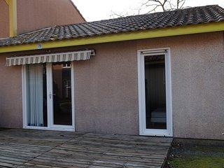 Villas du lac 79 - 2 Bed Villa with Free and Relaxing Atmosphere, Vieux-Boucau-Les-Bains
