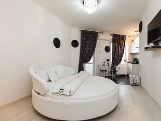 Nice studio for 2 guests in the center of Chisinau