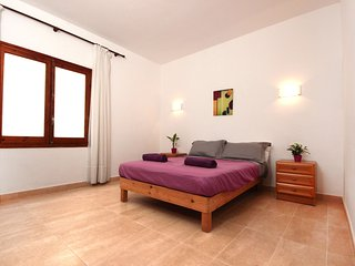 Huge central San An apartment with large terrace & BBQ. Great for large groups