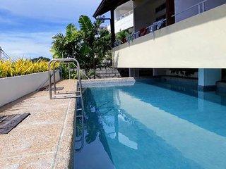 100sqm Condo w/ Seaview at Shambala Terraces