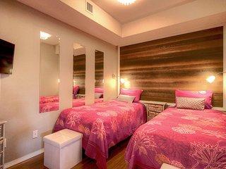 Spacious & Elegant 2 Bedroom Condo in the Heart of Downtown Kelowna