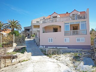 Apartments Villa Rose - Two-Bedroom Apartment with Sea View Terrace