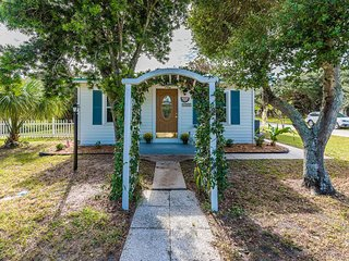 Crescent Beach Cottage, Saint Augustine
