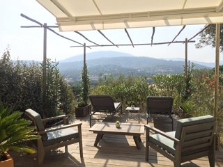 T2 de 45m2 belle vue, expo sud, terrasse, jardin!, Sainte-Maxime