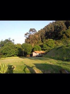 Casa Cabaña  Santander, vistas Mar/Bahia