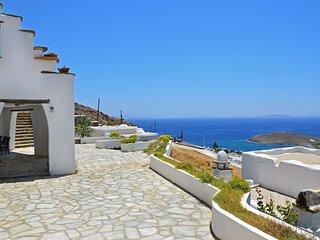 Tinos island Deep blue villas, Tinos Town