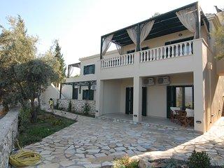 Villa Oliviero  consists of two semi detached  villas , Villa Olia and Villa Ane