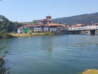 Formidable Apartamento Turistico  en Unquera (F)