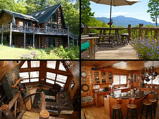 Giant's View Lodge in the Adirondacks, Keene Valley