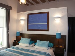 The Amazing Suite of Villa Mural, ideal couples, near the WTC & Condesa