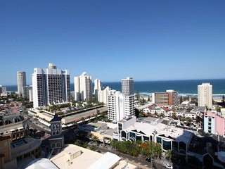 1172 Surfers Paradise Holiday Apartment at Chevron Renaissance Gold Coast