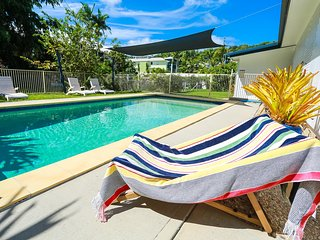 Port Douglas Holiday House in the heart of town!