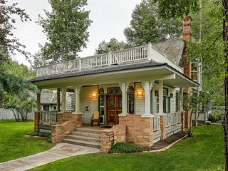 Victorian West End Family Home ~ RA86755, Aspen