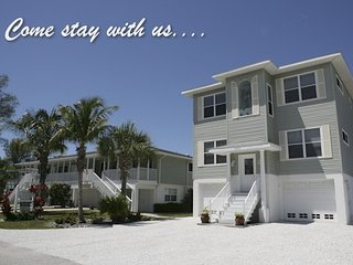 Family Reunion Villa on Anna Maria Island, Florida