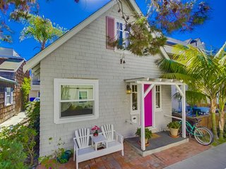 Robin`s Cottage: Walk to Sail Bay or Mission Beach, San Diego