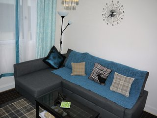 Scottish apartment in a great location., Largs
