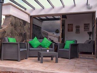 Relax y Lujo La.Vi.'s Place nuevo Bungalow en Maspalomas-Campo Int.al