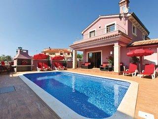 3 bedroom Villa in Barbariga, Istria, Croatia : ref 2095519
