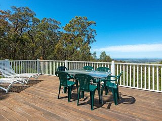The Expansive Outdoor Deck