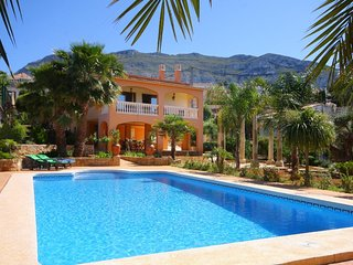 2 bedroom Villa in Denia, Alicante, Costa Blanca, Spain : ref 2127190