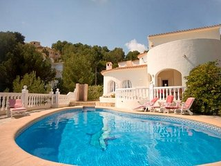 3 bedroom Villa in Altea, Alicante, Costa Blanca, Spain : ref 2135061