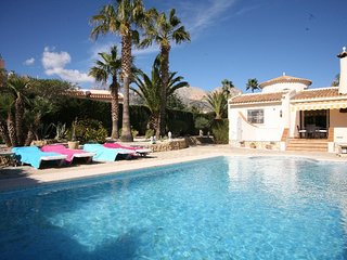 3 bedroom Villa in Altea, Valencia, Spain : ref 5047640