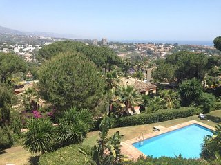 Casa Pano 3 Bed Duplex Apartment with Stunning Panoramic Views near Puerto Banus