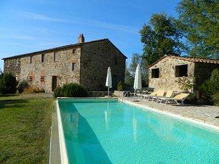 4 bedroom Villa in Castellina in Chianti, Chianti, Tuscany, Italy : ref 2135337