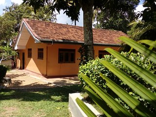 villa magnolia is a charming villa nestled whitin tropical gardens in weligama