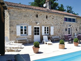 3 bedroom Villa in Augignac, Dordogne, France : ref 2185515
