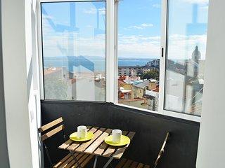 Pedro Alexandrino Apt - Confortable. WiFi. Central. Fantastic View . Super!