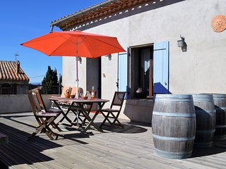 L'Oustal Delcastèl comfortable holiday retreat, Puicheric